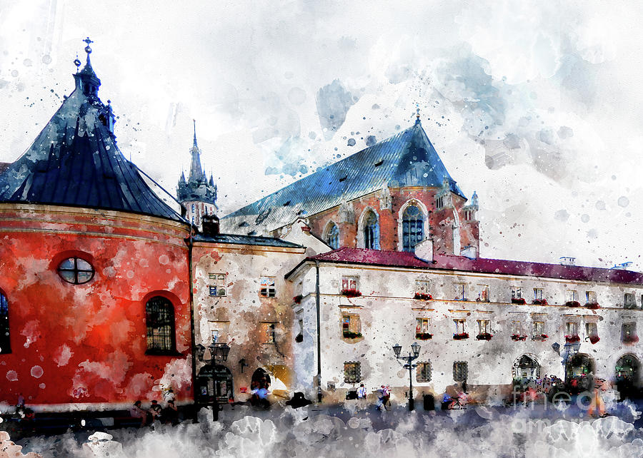 Cracow Art 22 Digital Art