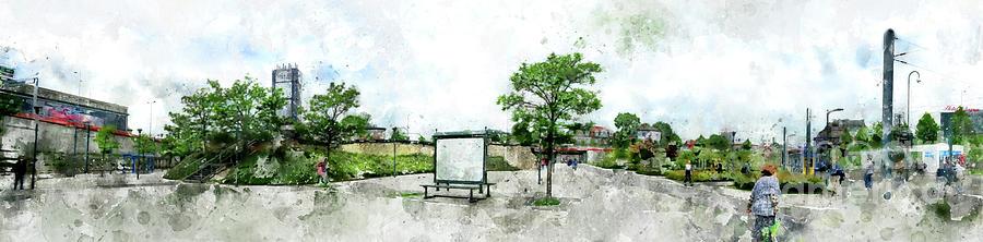 Cracow Art 24 Digital Art
