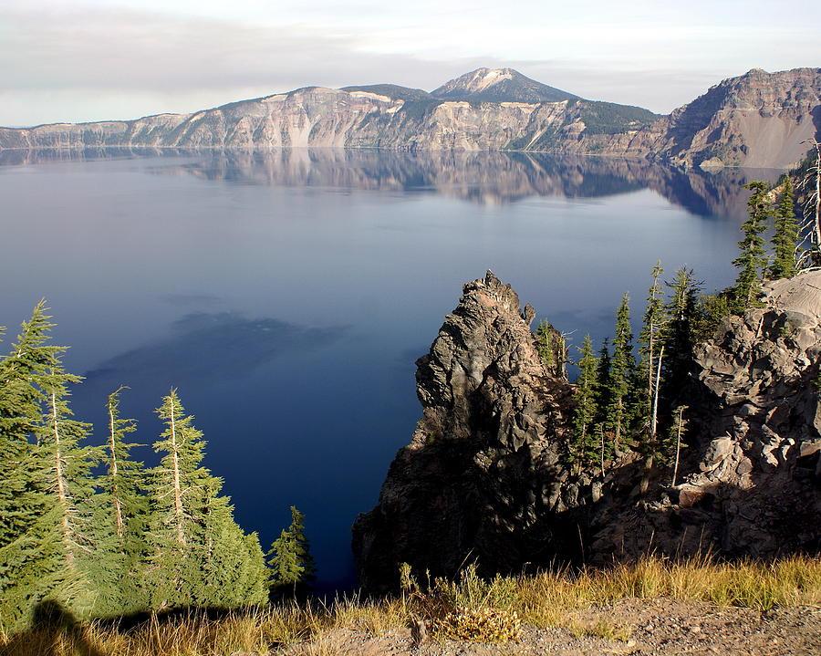 Crater Lake 7 Photograph