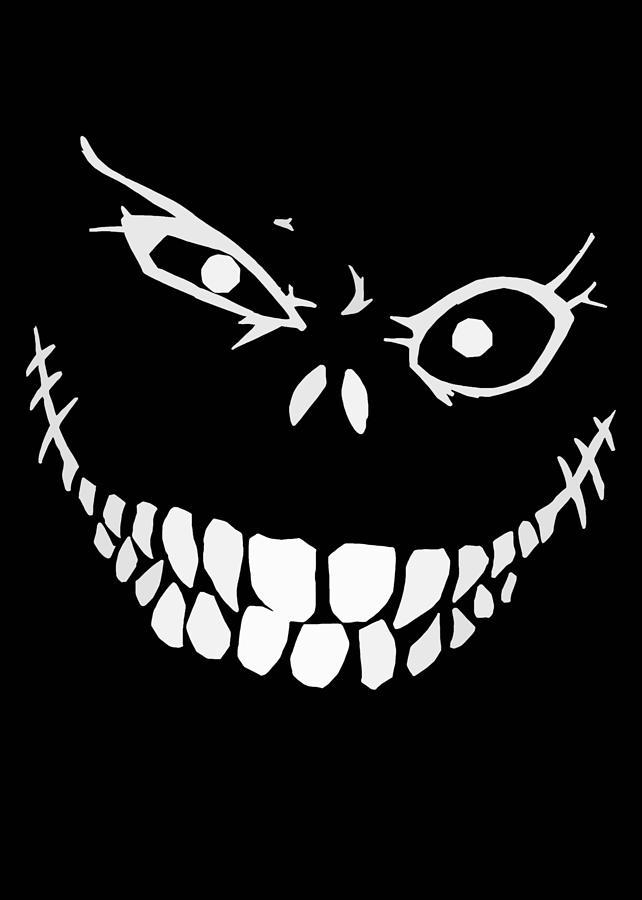 Crazy Monster Grin is a drawing by Nicklas Gustafsson which was ...