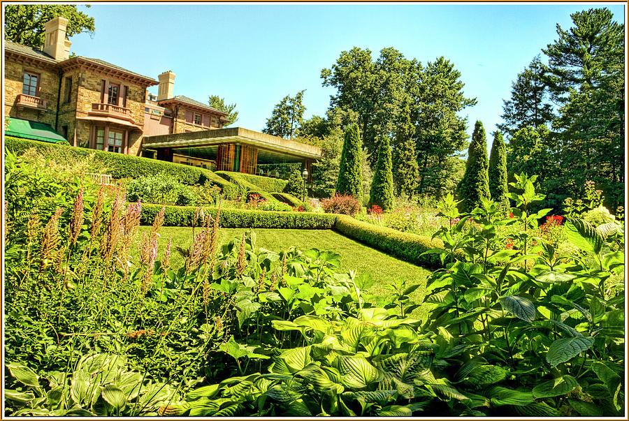 Prospect Gardens At Princeton University Photograph By