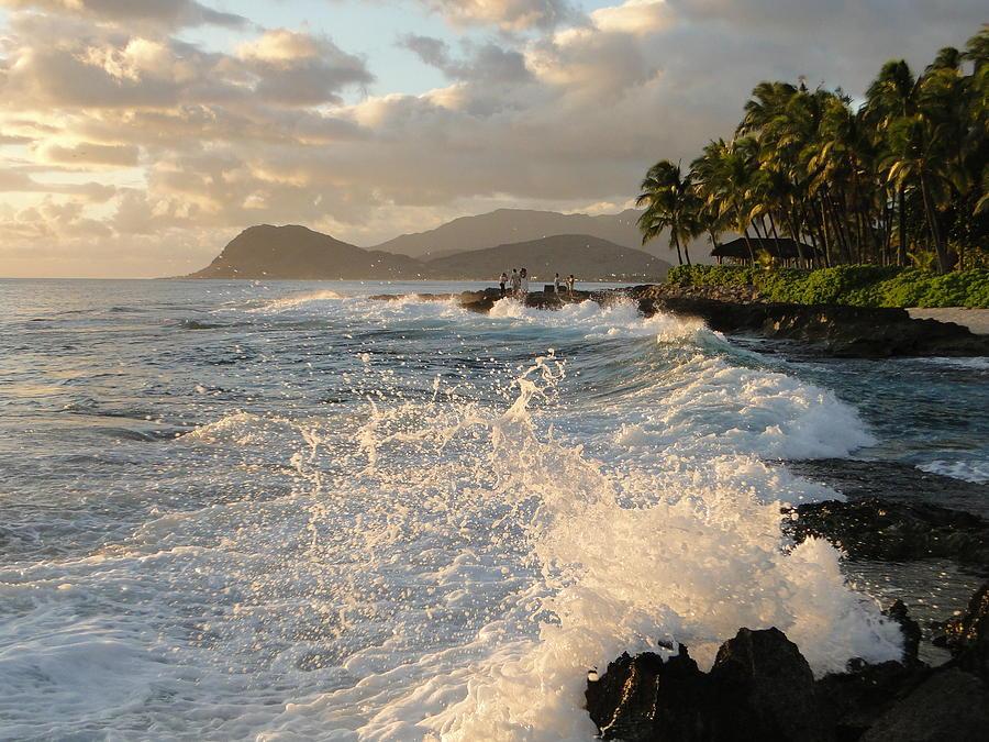 Seascape Photography Photograph - Crescendo by Carol Reynolds