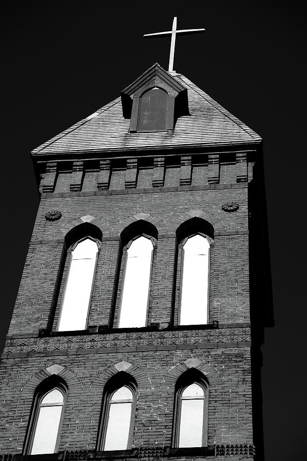 Cross Tower Photograph