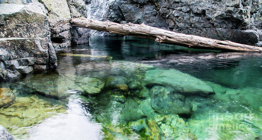 Crystal Clear River Photograph