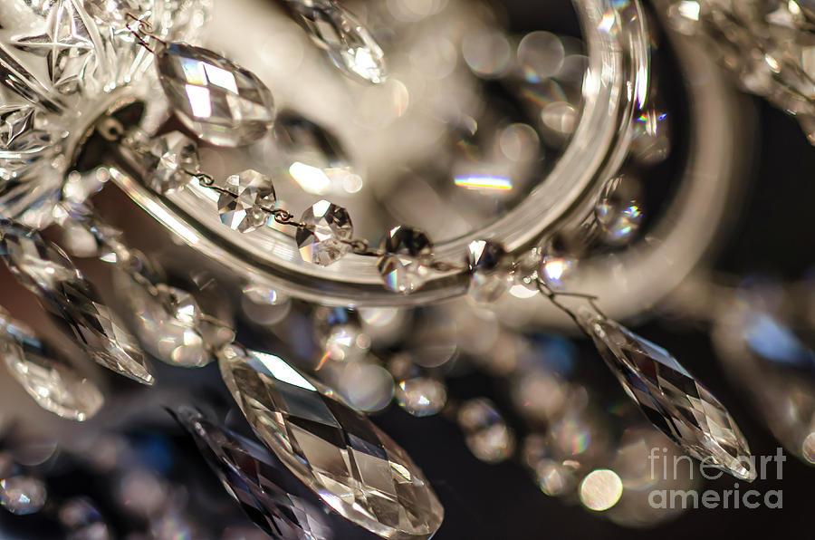 Crystal Diamonds Photograph