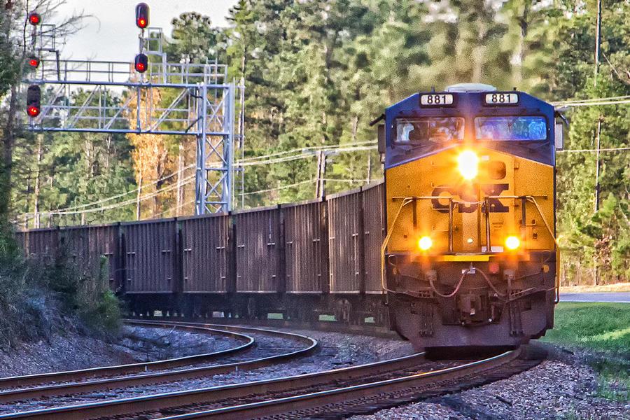 photograph csx train2650 by - photo #35