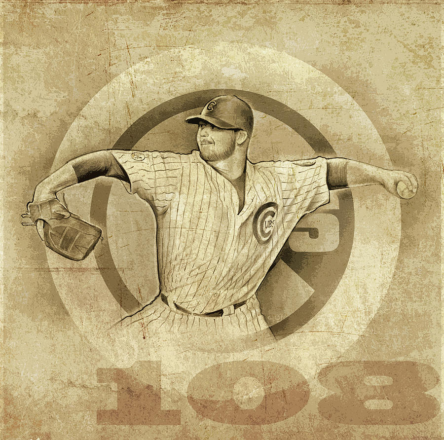 Cubs 108 Drawing