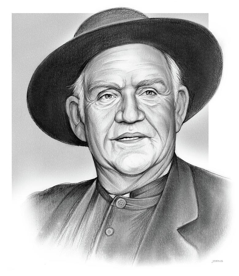 Dabbs Greer Drawing