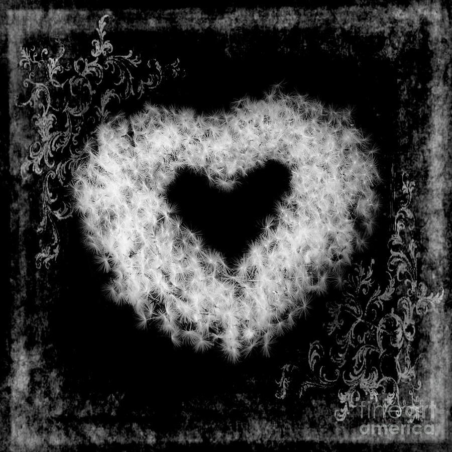 Dandelion Photograph - Dandelion Love by Tamyra Ayles