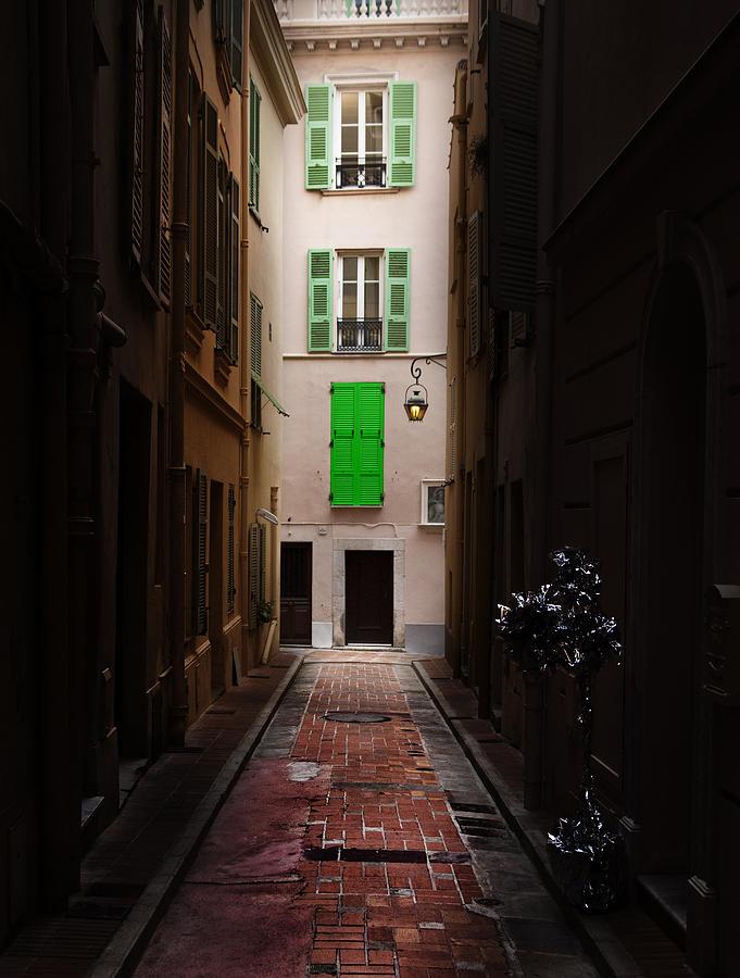 Dark And Light Photograph