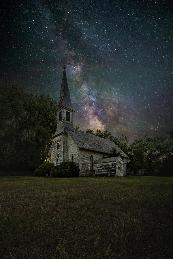 Dark Enchantment Photograph