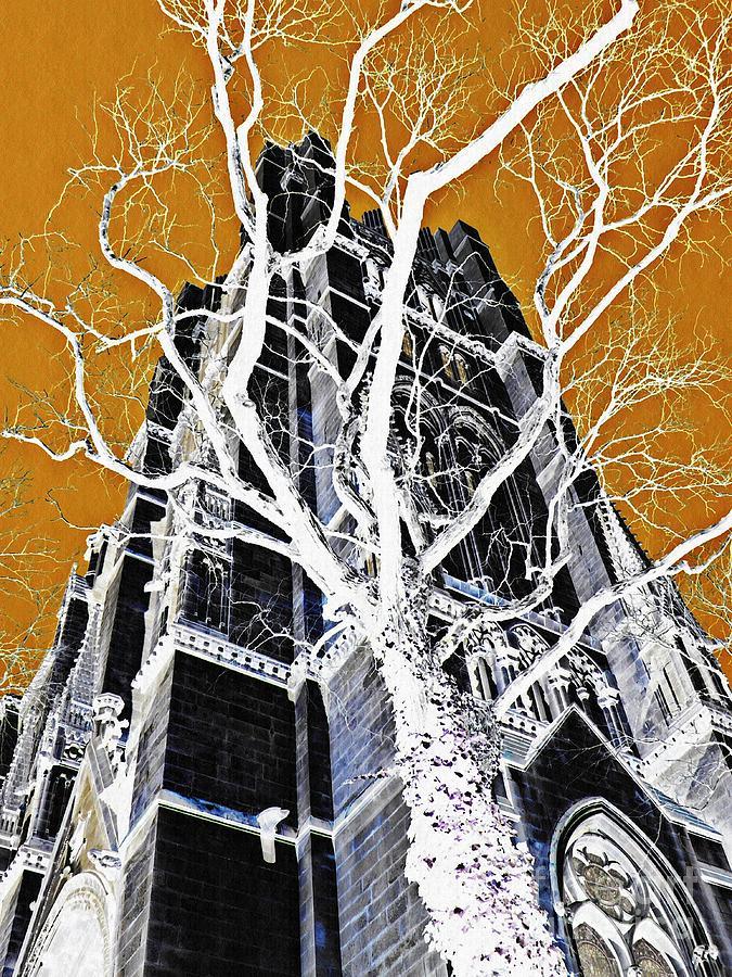 Dark Tower Photograph - Dark Tower by Sarah Loft