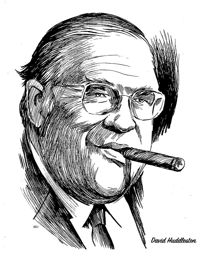 David Huddleston Drawing