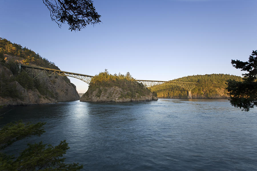Deception Pass Photograph By Richard Steinberger