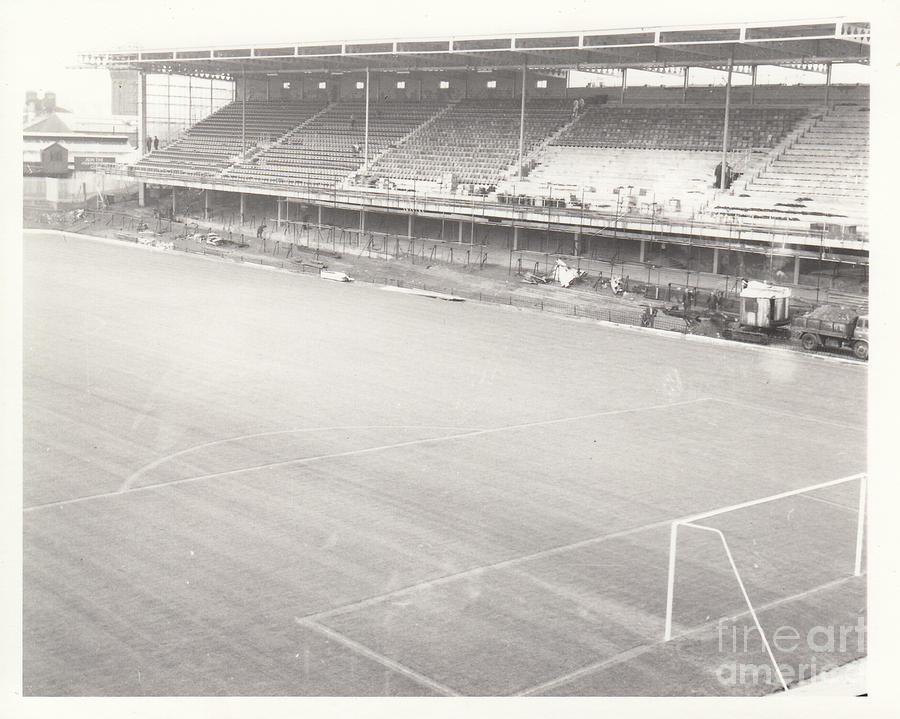 Derby County - The Baseball Ground - East Stand Leys Side 1 ...