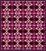 Digital Original Abstract Pattern Painting - Digital Original Abstract 8 by Mohammad Safavi naini