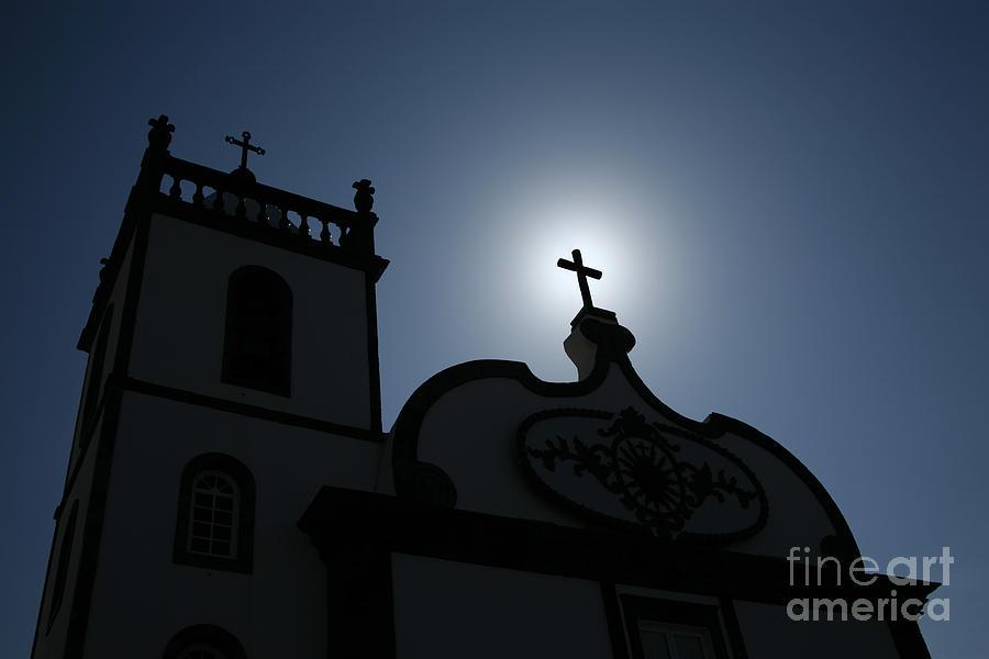 Belief Photograph - Divine Light by Gaspar Avila