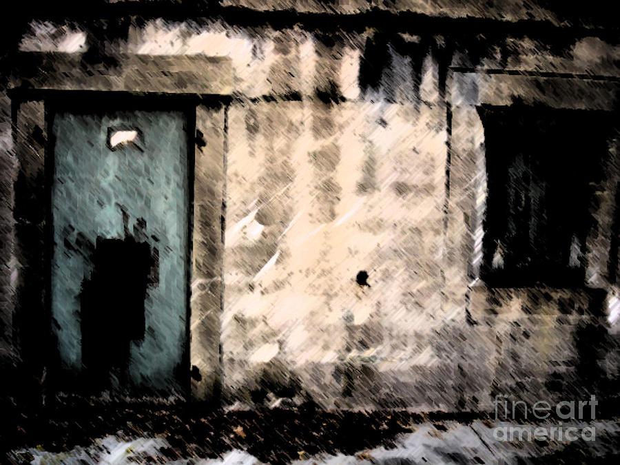 Do Not Enter Photograph