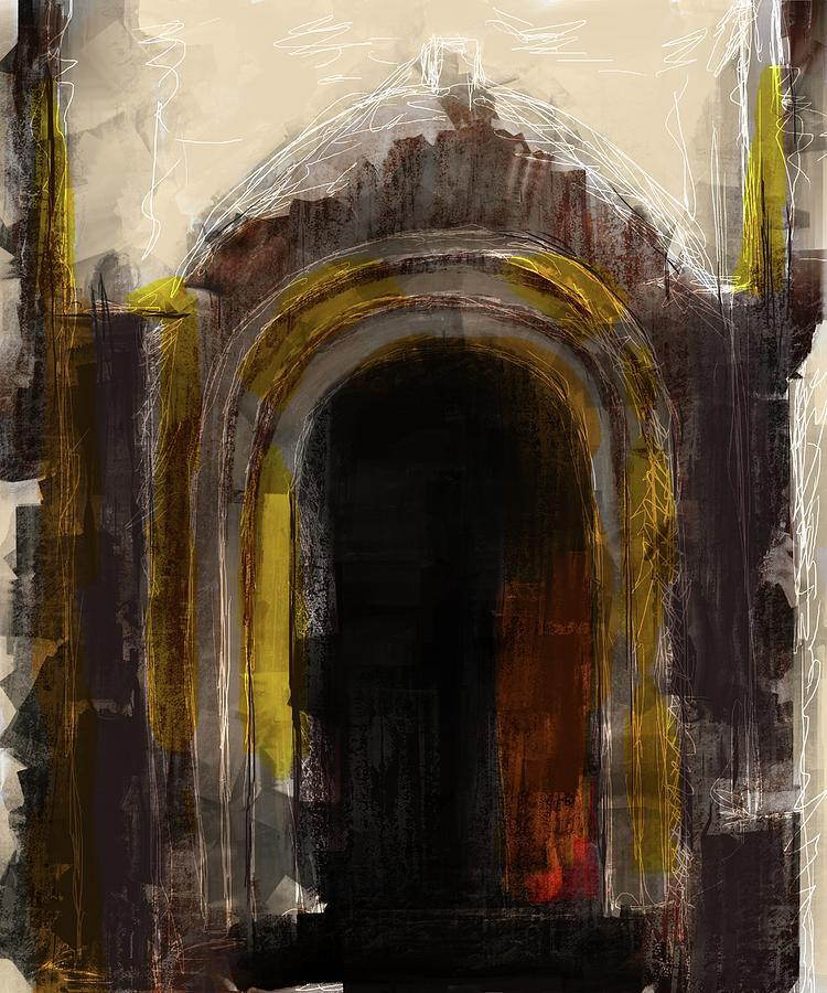 Door Of Opportunity Mixed Media