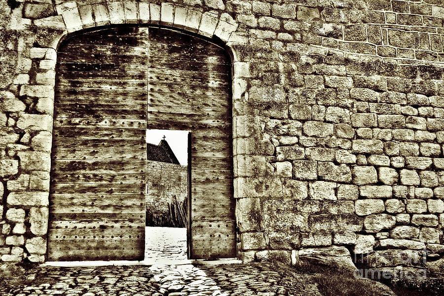Door To Salvation Photograph