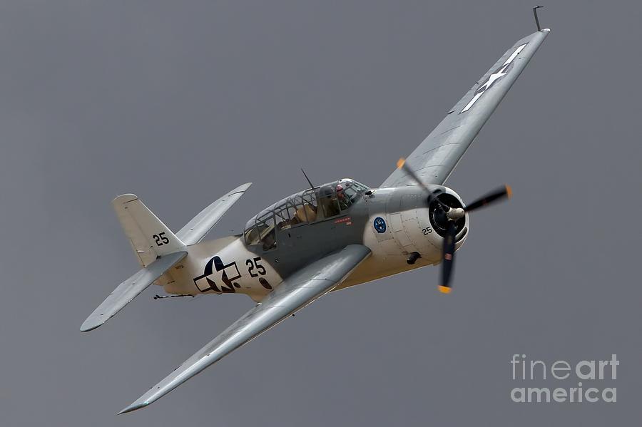 Douglas Tbf Avenger 2011 Chino Planes Of Fame Photograph