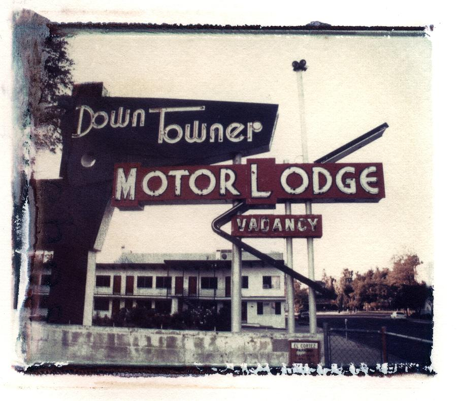 Landscape Photograph - Down Towner by Jane Linders