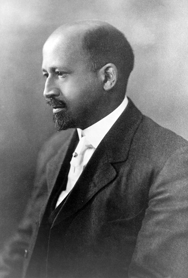History Photograph - Dr. W.e.b. Du Bois, African American by Everett