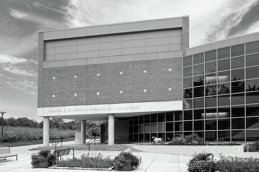 Coeducational Photograph - Drake University Cline Hall Of Pharmacy And Science by University Icons