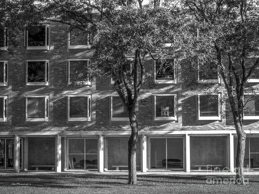 Des Moines Photograph - Drake University Goodwin Kirk Residence Hall by University Icons