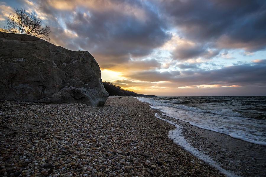 Dramatic Sunset Photograph