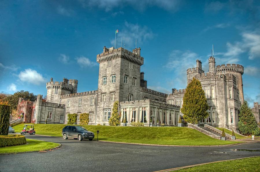 Ireland Photograph - Dromoland Castle by Noah Katz