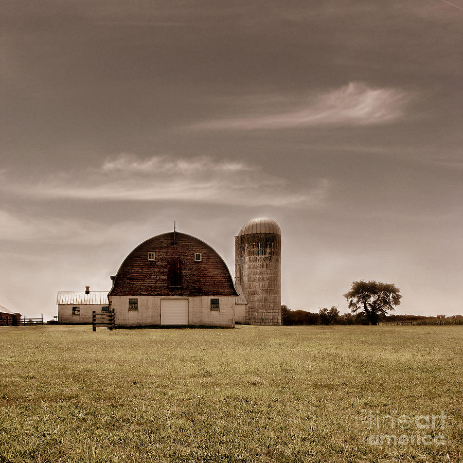Farm Photograph - Dry Earth Crumbles Between My Fingers And I Look To The Sky For Rain by Dana DiPasquale