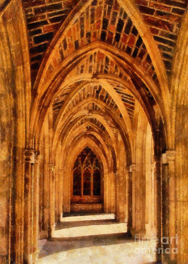 Duke Chapel Painting