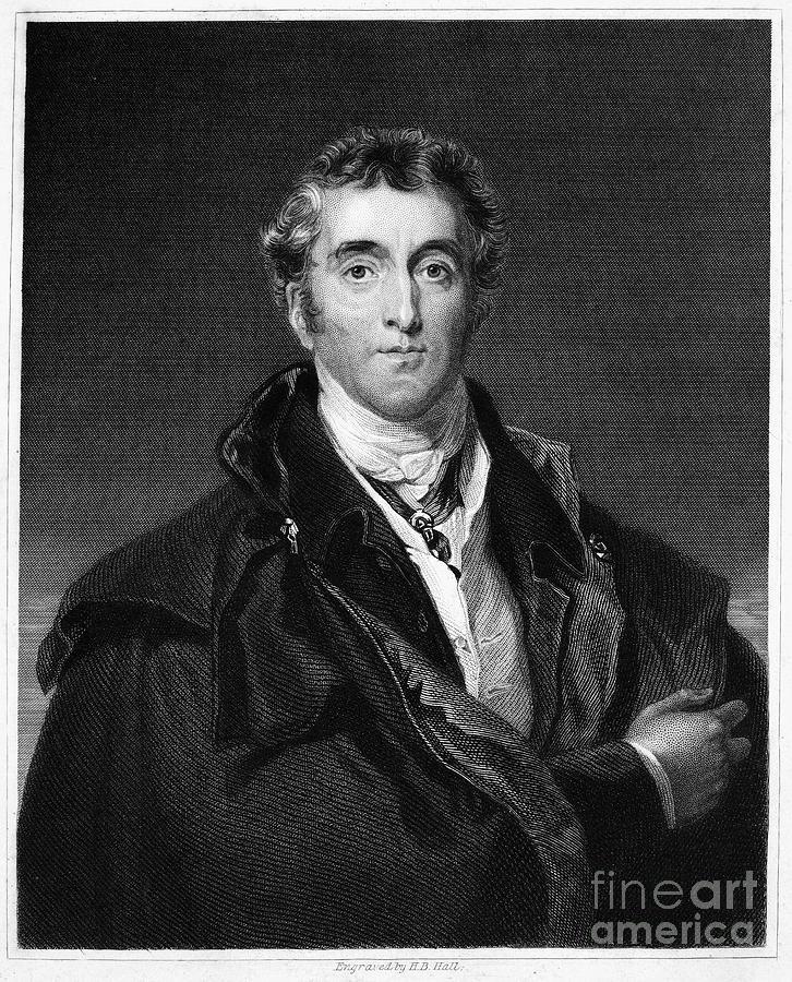 18th Century Photograph - Duke Of Wellington by Granger