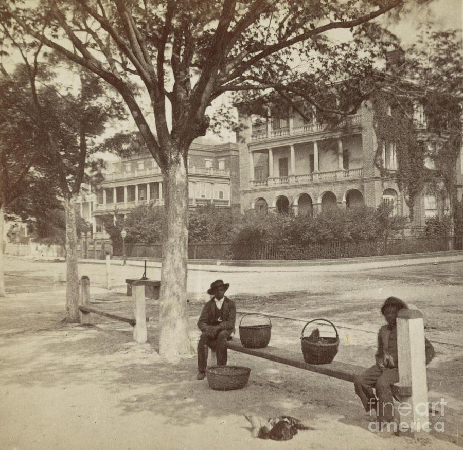 Early Charleston Photograph