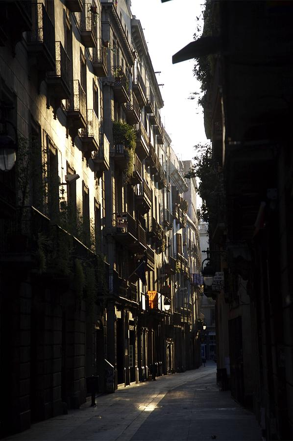 City Scenes Photograph - Early Light by Lee Stickels