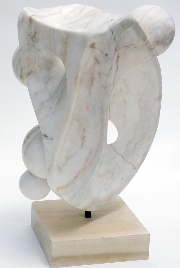 Abstract Sculpture - Ears And Spheres by Gary Frederick Brown