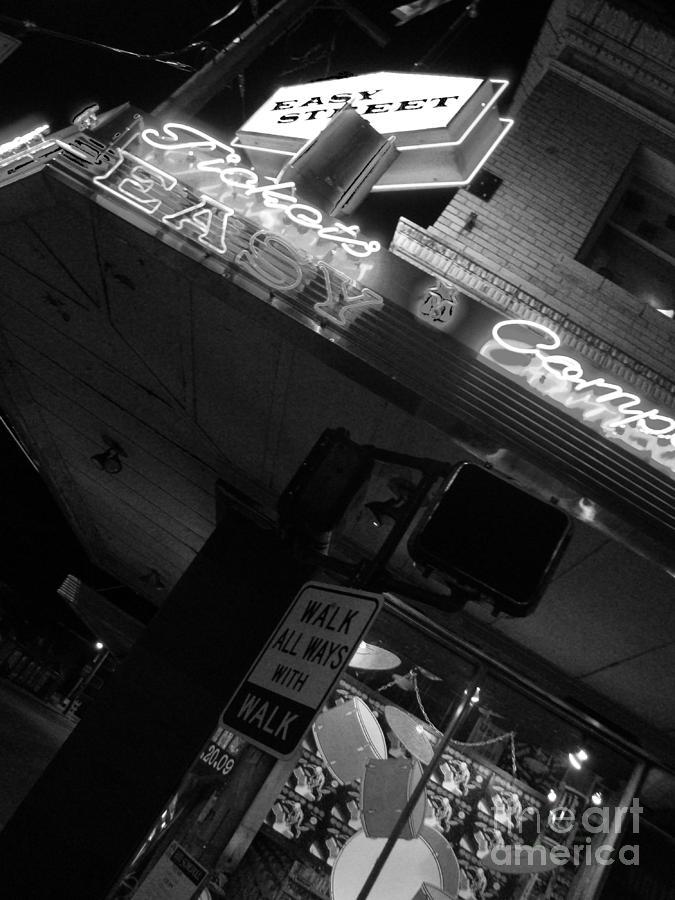 Easy Street Photograph