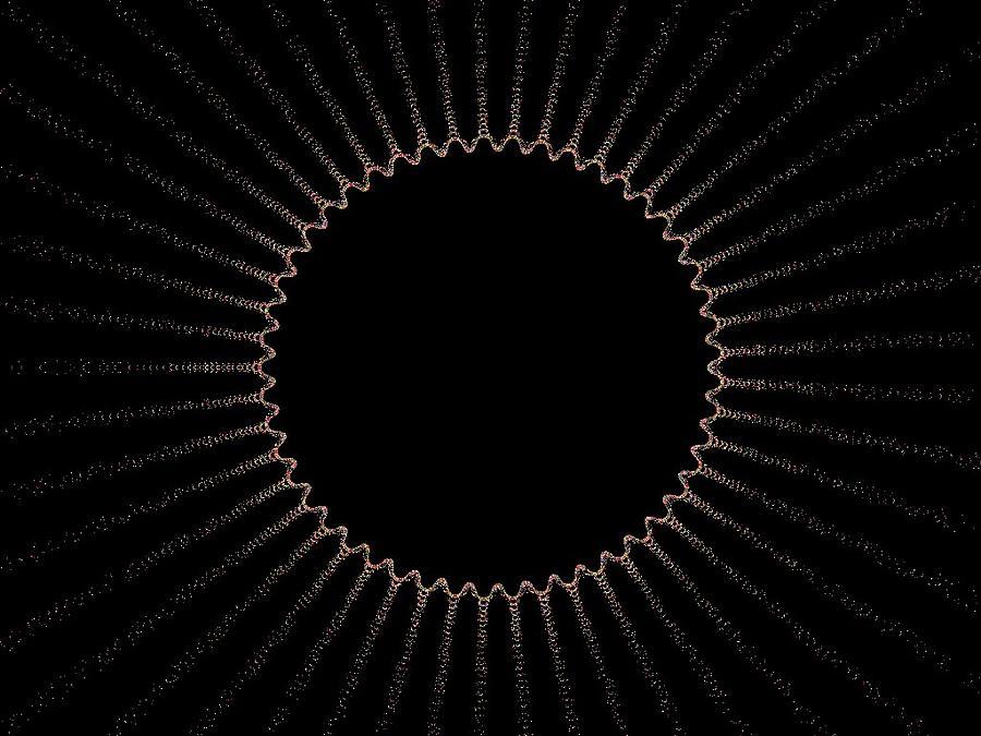 Digital Digital Art - Eclipse by Thomas Smith