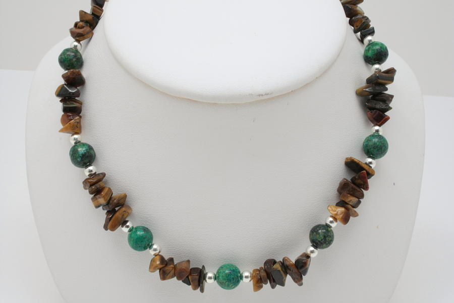 Jewelry Jewelry - Eighth Day Of The Eighth Month by Jerri Nielsen