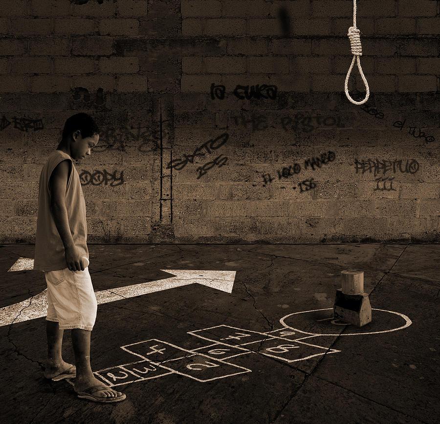 el fin de la inocencia: