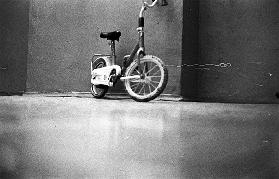 Scratches Photograph - Elcycib by Oleg Deetz