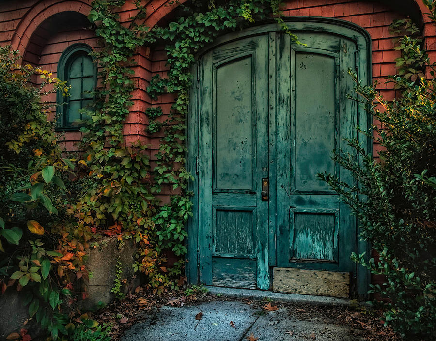 Enter October Photograph