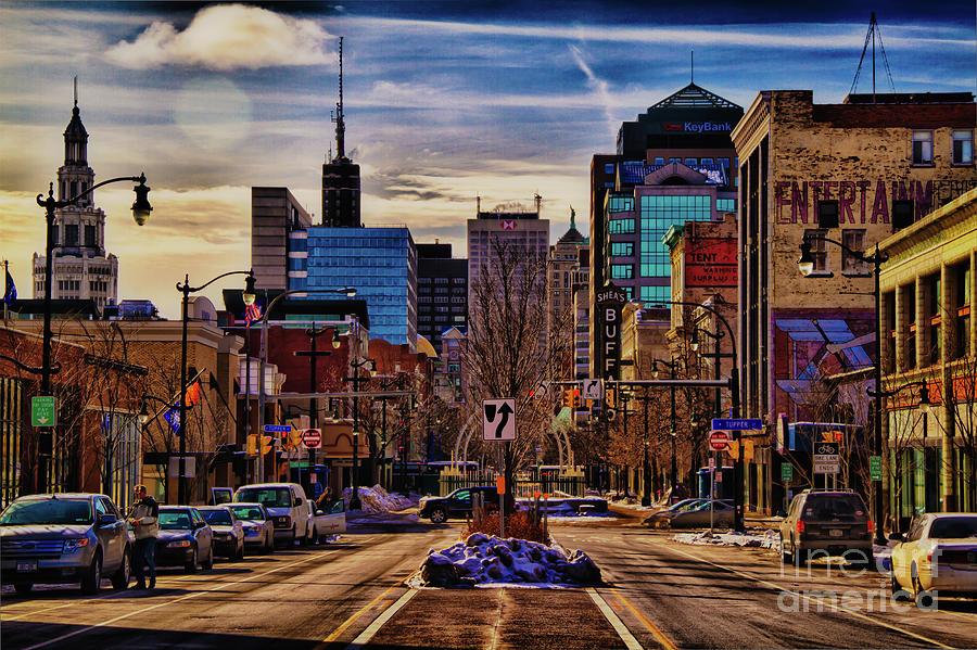 Buffalo Ny Photograph - Entertainment by Chuck Alaimo