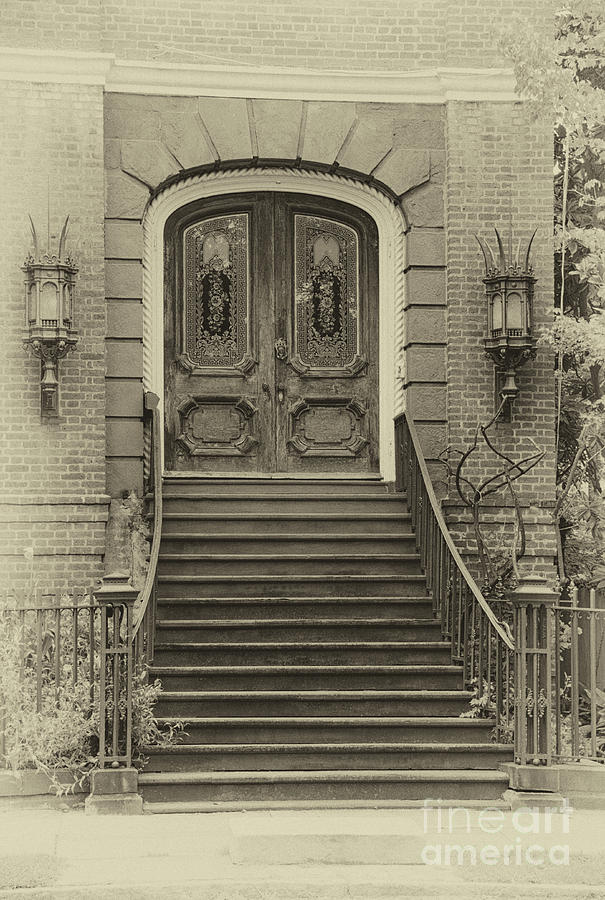 Entrance To The Past Photograph
