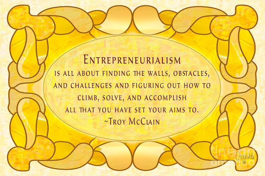 Entrepreneurialism Motivational Art By Omashte Drawing by ...   900 x 599 jpeg 155kB