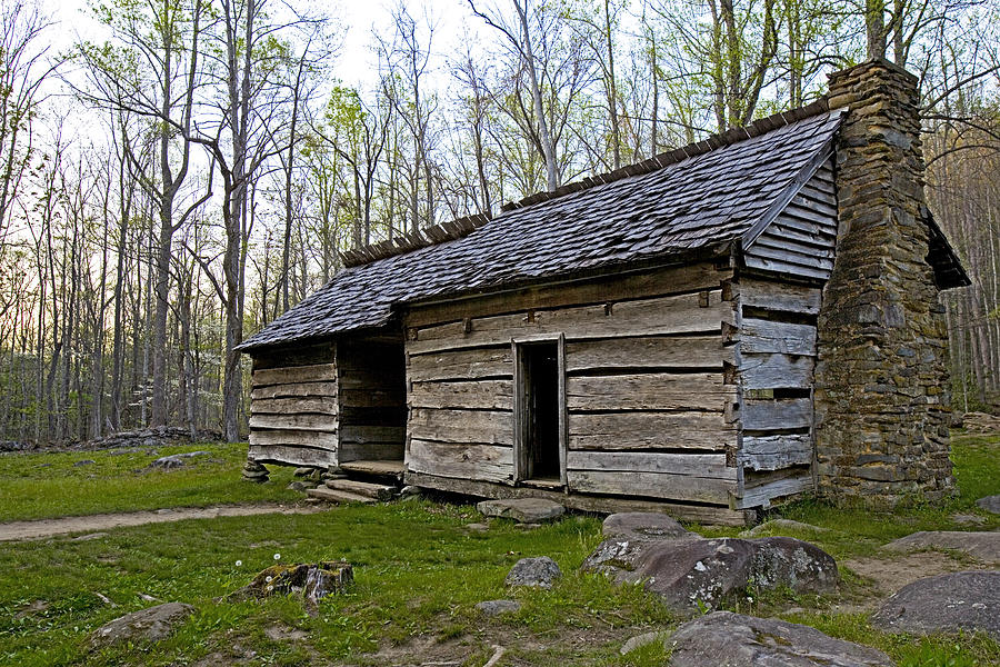 Ephraim bales cabin in great smoky mountains national park for Large group cabins in gatlinburg tn