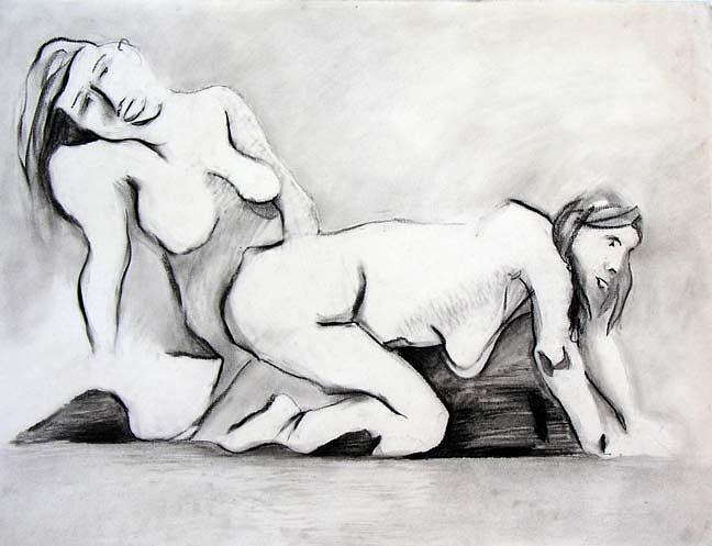Erotica Drawing