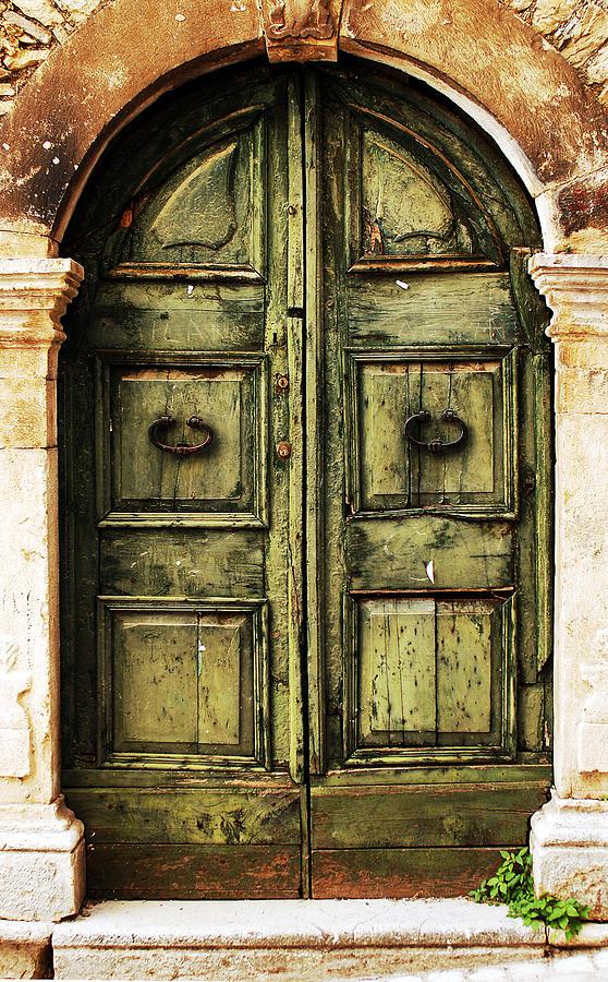 Europe Photograph - European Door II by Jason Evans