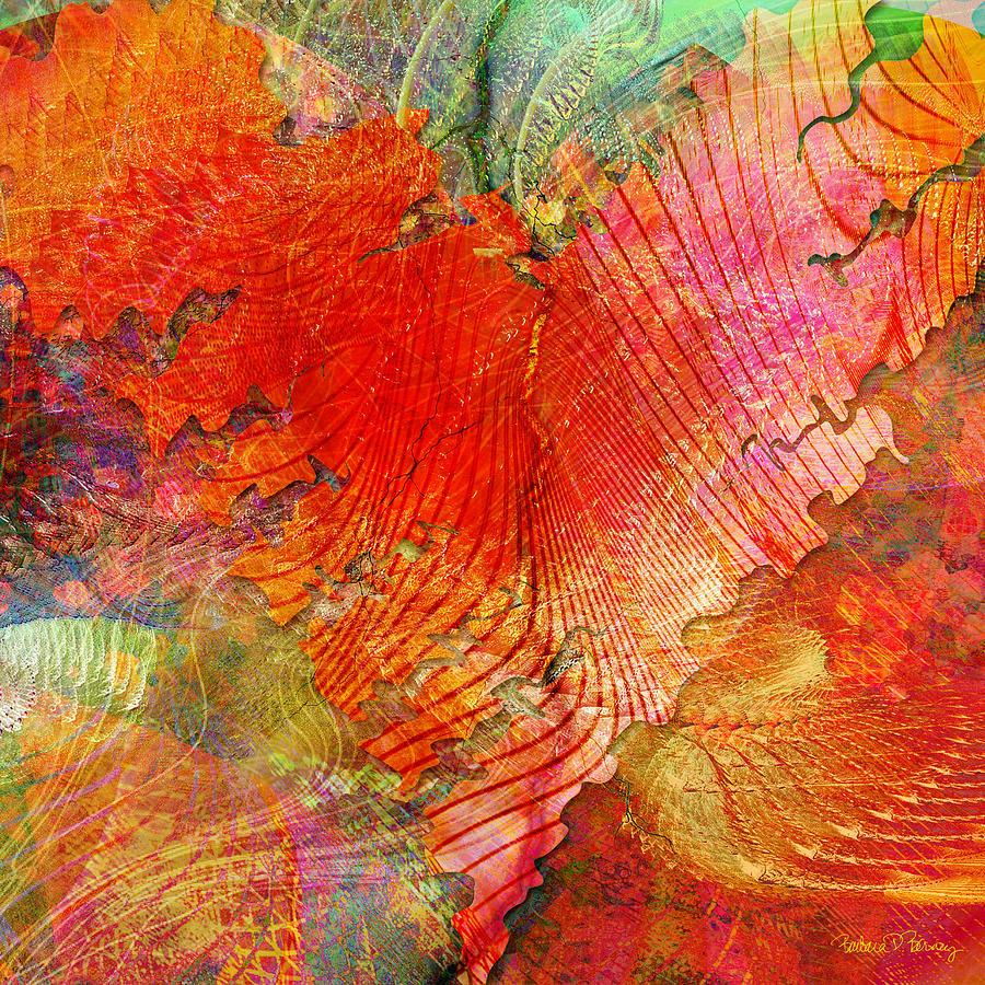 Digital Digital Art - Exhilaration by Barbara Berney